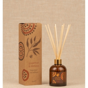 Grapefruit and Mimosa Reed Diffuser
