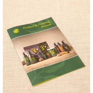 Outback Organics Product & Training Manual