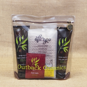 Outback Organics Wonder-ful Body Kit