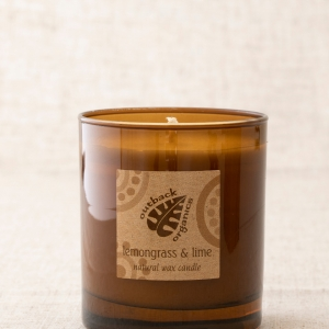 Outback Organics Candle