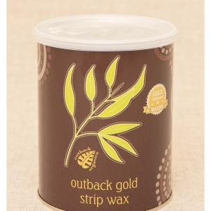 Outback Organics Gold Strip Wax