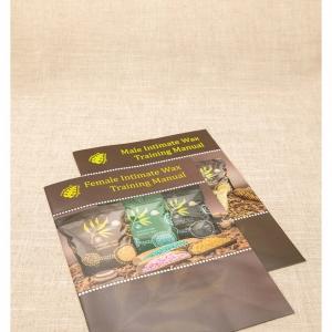 Male Intimate Wax Training Manual