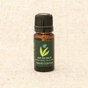 Organic Pure Tea Tree Oil 10ml