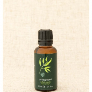 Organic Pure Tea Tree Oil 30ml