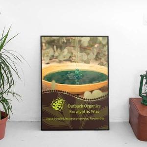 Eucalyptus Poster A3