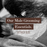 Male Grooming Essentials