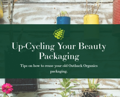 Upcycling Your Beauty Packaging