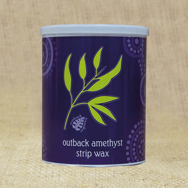 Amethyst Strip Wax