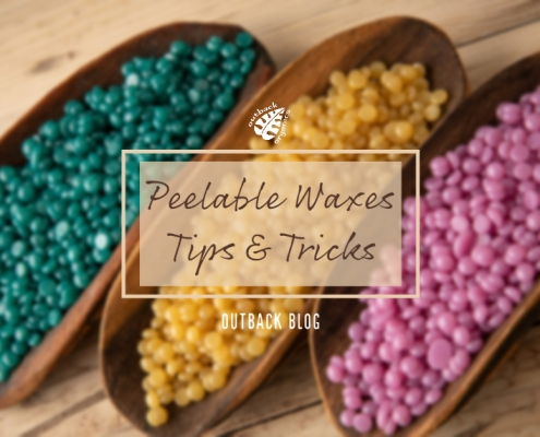 Peelable Waxes; Tips and Tricks