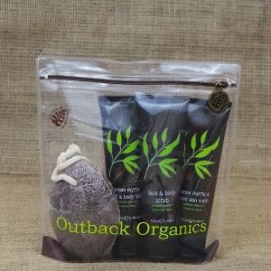 Outback Organics Wonder-ful Feet