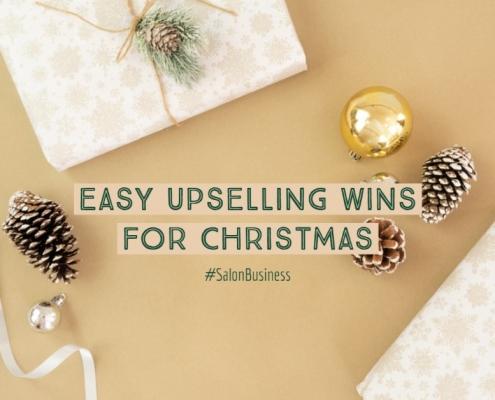 Christmas Upselling Tips