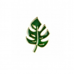 Outback Cheese Plant Leaf Pin
