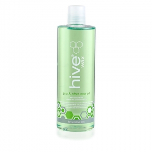 Hive Pre & Post Wax Oil with Coconut and Lime