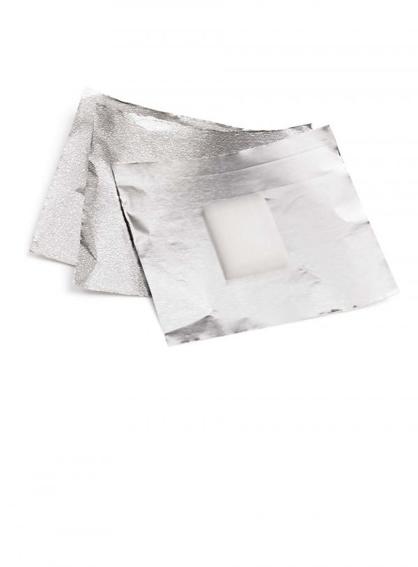 ORLY Gel FX Foil Remover Wraps 100 pack