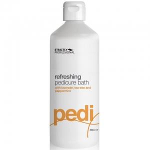 Strictly Professional Refreshing Pedicure Bath 500ml